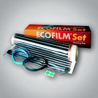 Ecofilm set 80W/m2