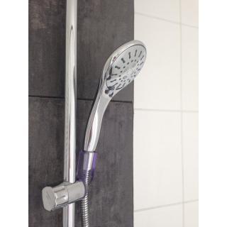 Ruční úsporná sprchová hlavice Aguaflux Relax 8l - chrom obr.2