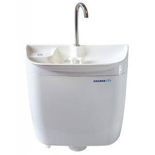 Úsporný WC splachovač s umyvadlem AQUAdue GrandesYs obr.3