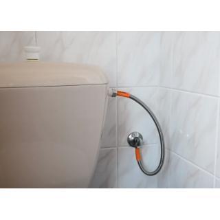 "Nerezová flexi hadice k WC MERABELL Aqua G1/2"" – G1/2"" 50cm obr.4"