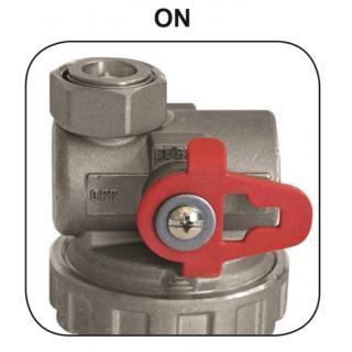 """Magnetický separační filtr Vipsgas Magnetic V4 - 3/4"""" obr.5"""