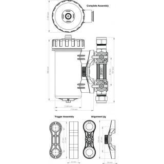 "Magnetický filtr Adey MagnaClean PROFESSIONAL 2 - 1"" obr.6"