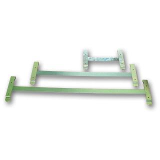 Stropní rám pro panel ECOSUN 100 K+ a ULTRATHERM 100