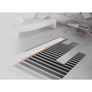 Topná elektrická folie Ecofilm set ES 80-0,6x 2,5m / 115 W obr.3