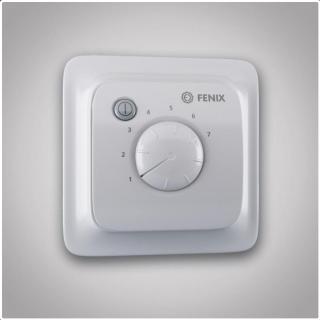 Analogový pokojový termostat Fenix Therm 105