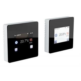 Dotykový pokojový termostat Fenix TFT Wifi černý