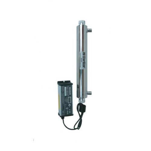 Sterilizační UV-C lampa na vodu UV 6 GPM T5L 25W DIGI