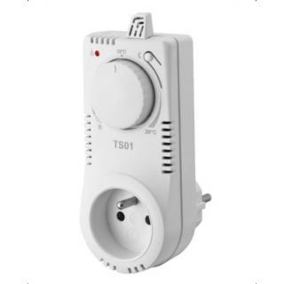 Zásuvkový termostat Elektrobock TS01
