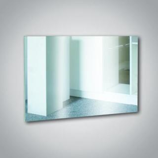 Skleněný infrapanel GR 300 - Zrcadlo