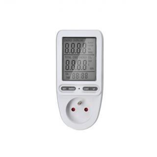 Digitální měřič spotřeby el. energie Solight DT27