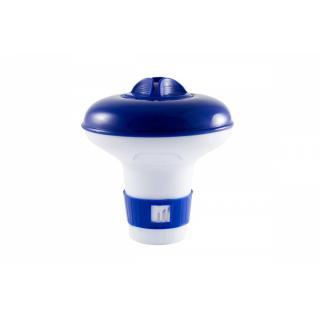 Plovoucí dávkovač na tablety MINI - vhodný na jakékoliv tablety o hmotnosti 20g