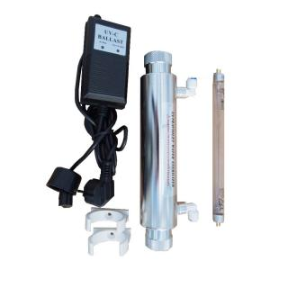 ⑦ UV-C sterilizační lampa pro QW100 až QW20000